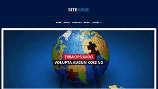 Šablona webu Tirmiopsumdo